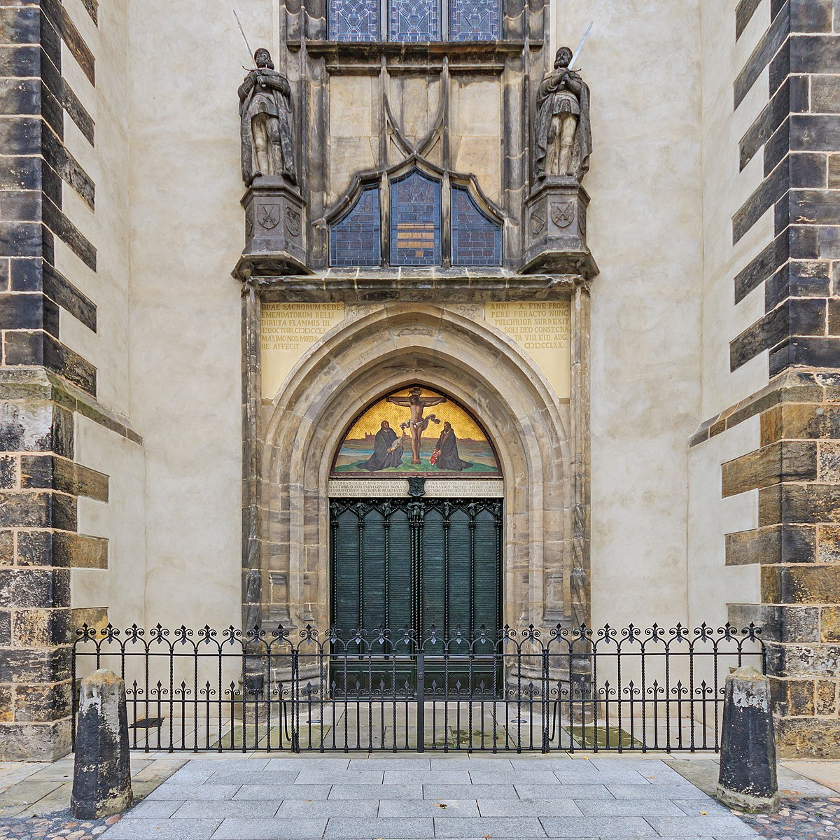 Door of the Theses at Wittenburg