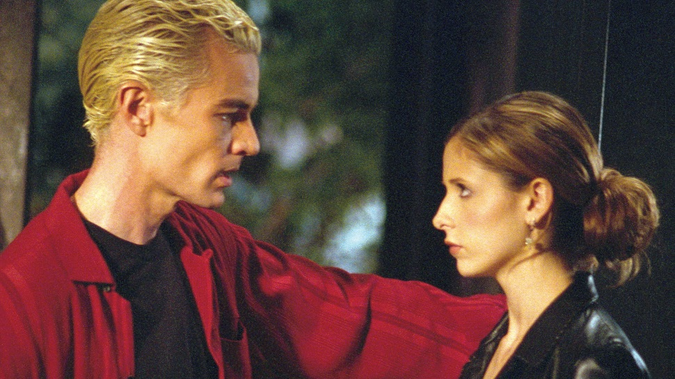 Buffy and Spike